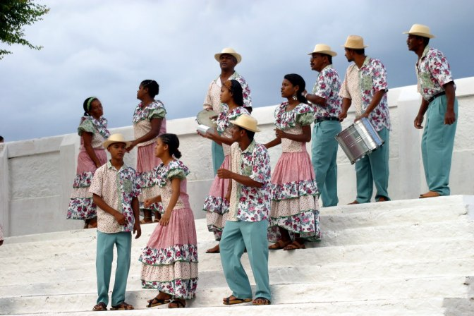 Coco Raízes de Arcoverde no Alto do Cruzeiro - evaldo pereira