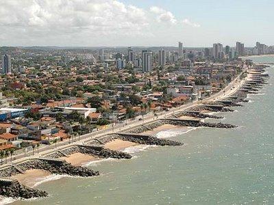 praia de bairro novo
