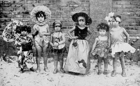Carnaval-Crianças-em-1927-1
