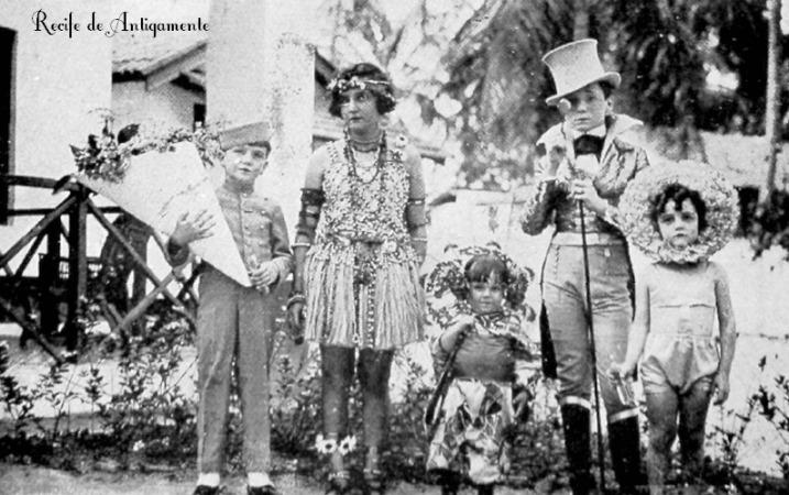 Carnaval-Crianças-em-1927-2